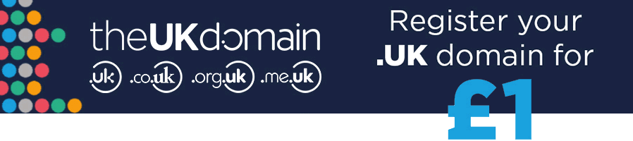 £ UK domain name