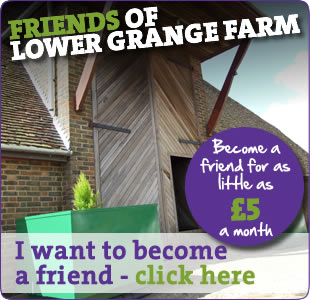 I want to become a friend fo Lower Grange Farm